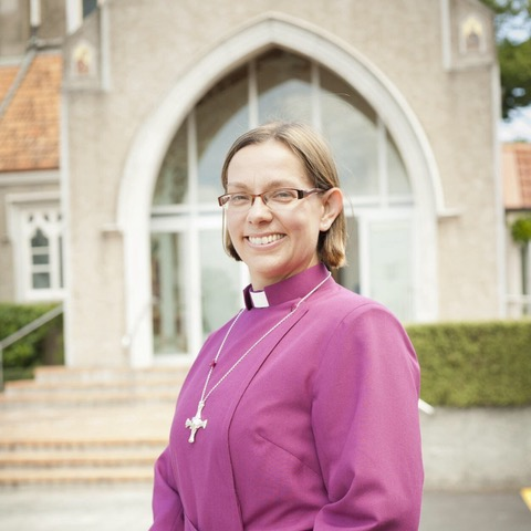 Rt Rev Dr Helen-Ann Hartley