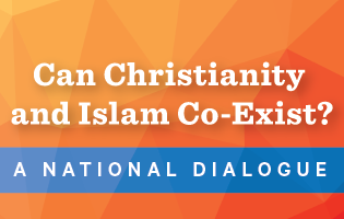 Can Christianity and Islam co-exist banner image