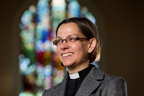 Rt Rev Dr Helen-Ann Hartley