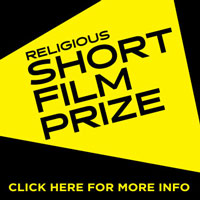 Religious Short Film Prize Applications Received