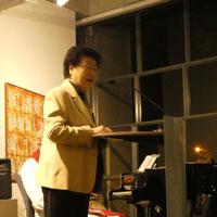 Ecumenical Service Sermon by Dr Sang Chang
