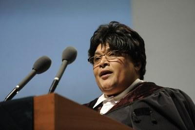 Rev Dr Mary-Anne Plaatjies Van Huffel